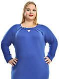 Модное женское платье ,размеры 48-62,модель ДК 664, фото 2