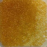 Бисер № 2/10 золото прозрачный- Корея 50 г