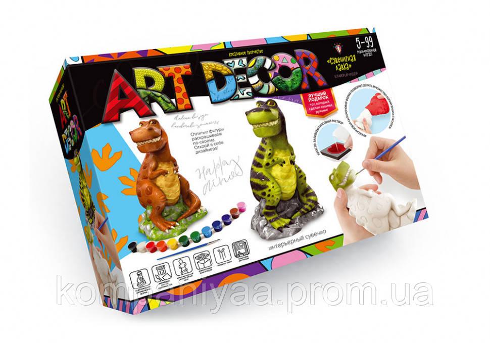 """Креативне творчість """"ART-DECOR"""" ARTD-01-01U фігурка з гіпсу"""