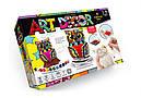 """Креативне творчість """"ART-DECOR"""" ARTD-01-01U фігурка з гіпсу, фото 3"""