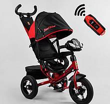 Велосипед 3-х колесный 3390 /28-506 Best Trike (надувные колеса  фара С USB