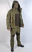 Зимний камуфляжный армейский костюм Горка - 3 в 1