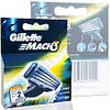 Змінні касети для гоління Gillette Mach 3 2шт. в упаковці