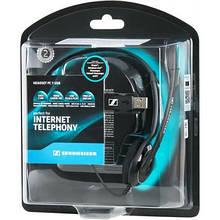Наушники с микрофоном Sennheiser Comm PC 7 USB  (504196) черный новый