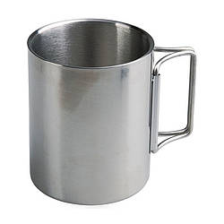Кружка AceCamp SS Double Wall Cup 0.3 l Steel