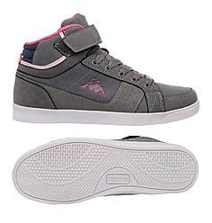 Підліткові кросівки Kappa Aperym MD V Kid 39 Grey