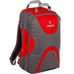 Рюкзак для переноски ребенка Little Life Traveller S3 32L red
