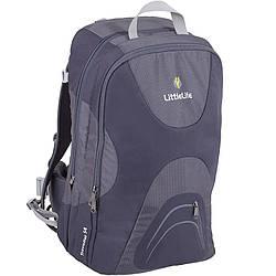Рюкзак для переноски ребенка Little Life Traveller S3 Premium 32L grey