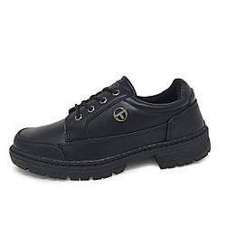 Чоловічі черевики Sergio Tacchini Chaponnay 46 Black