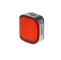 Задній ліхтар ONRIDE Key 20 USB 80 Lm Чорний