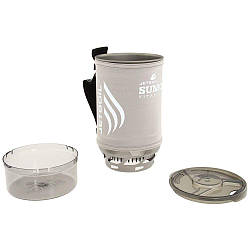 Чашка Jetboil Sumo Titanium Companion Cup FluxRing 1.8 л Сірий