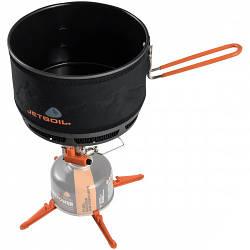 Кастрюля Jetboil Ceramic FluxRing Cook Pot 1,5 L Black