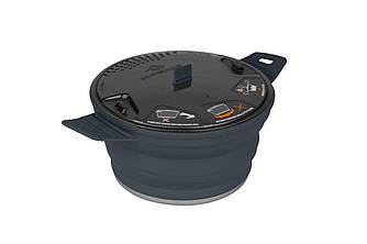 Кастрюля складана Sea To Summit X-Pot 2.8 L Charcoal