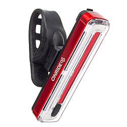 Задній ліхтар ONRIDE Inferno 30 USB 100 Lm Червоний
