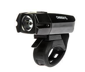 Передній ліхтар ONRIDE Eye USB 400 Lm Чорний