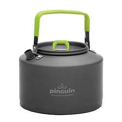 Чайник Pinguin Kettle L 1,5 l Темно-сірий