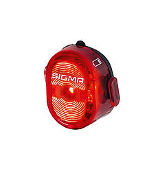 Задній ліхтар Sigma Sport Nugget II Flash Червоний