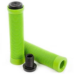 Ручки руля для самокатов Slamm Pro Bar Grips green