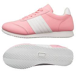Кросівки жіночі Casual classic pink white 38