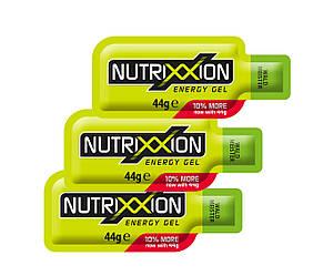 Енергетичний гель Nutrixxion Energy Gel без кофеїну (3 шт.) Маренка запашна 441456