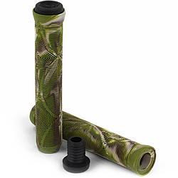 Ручки руля для самокатов Slamm Team Swirl Bar Grips jungle