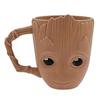 Кружка Грут Groot керамічна 3D