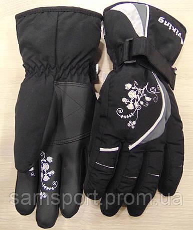 Черные перчатки фирмы Viking 113/14/1600.