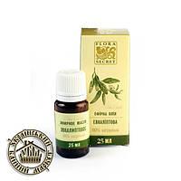 """Эфирное масло для бани """"Эвкалипт"""", 25 мл (Flora Secret)"""