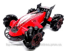Машинка на радіоуправлінні і з пультом управління жестами Drifter Turbo Air дрифтовый спорткар з підсвічуванням