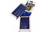 Набір кольорових олівців MARCO Chroma Super Premium 24 кольору шестигранні (8010-24), фото 3
