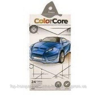 Набор цветных карандашей MARCO Color Core 24 цвета (3100-24)