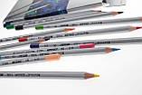 Набір кольорових олівців MARCO Raffine 12 кольорів (7100-12), фото 3