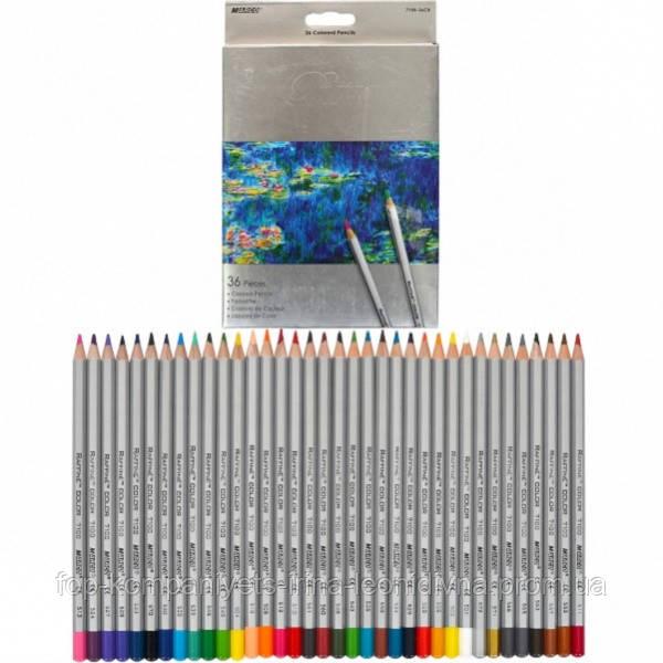 Набір кольорових олівців MARCO Raffine 36 кольорів (7100-36)