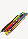 Набор цветных карандашей MARCO Пегашка двусторонние 6/12 цветов (1011-6), фото 2