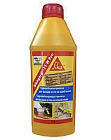 Sikagard®-71 W Pro - Захисне покриття (гідрофобізатор) для фасадів, парканів, 1 л