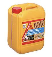 Sikagard®-71 W Pro - Захисне покриття (гідрофобізатор) для фасадів, парканів, 5 л