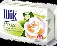 Туалетное мыло «ШИК Роза белая» 70г