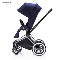 Детская прогулочная коляска Cybex Priam Platinum Lux 2016