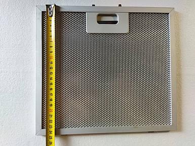 Алюминиевый жировой фильтр для вытяжки 275x245 mm