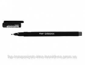 Ручка шариковая FLAIR Carbonix чорная (78522ч)
