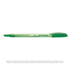 Ручка шариковая FLAIR Star зеленая (1188)