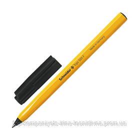 Ручка шариковая SCHNEIDER 505F, 0,5мм., черная (50шт/уп)
