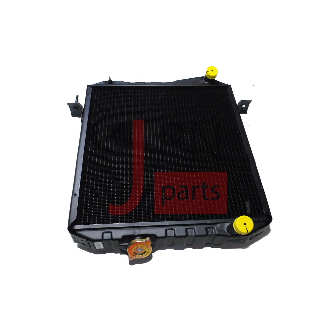 Радиатор двигателя БОГДАН А091 (ISUZU 4HG1) (8973710100)