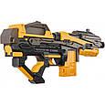 Бластер ZIPP Toys з м'якими кулями FJ1055 10 патронів, фото 7