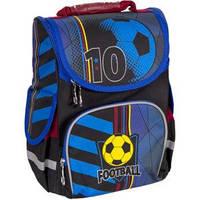 Ранец-короб ортопедический, Football 10, 33*26*26см, Space, В.
