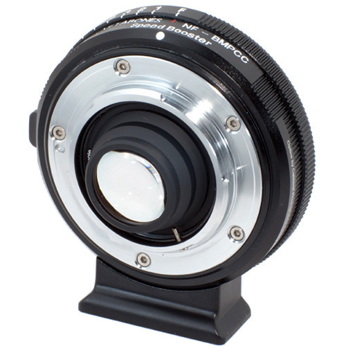 Metabones Nikon G Lens to Blackmagic Pocket Cinema Camera Speed Booster (MB_SPNFG-BMPCC-BM1)