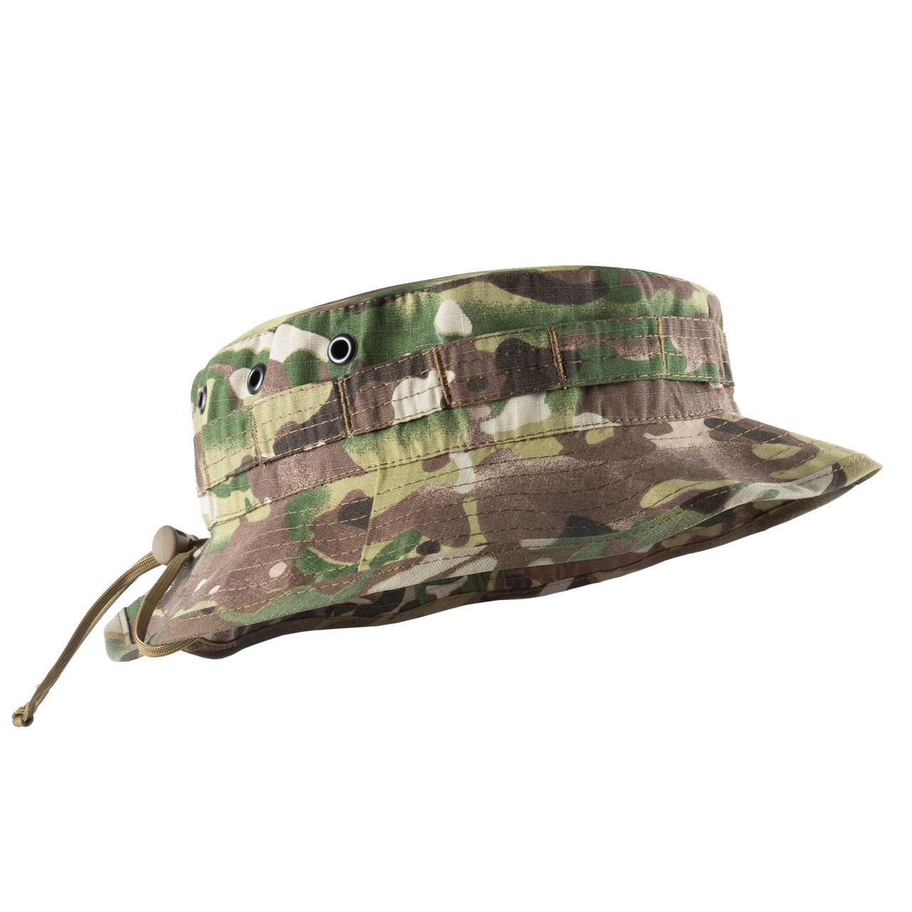 "Військова панама P1G-Tac® ""MBH"" (Military Boonie Hat) MCU - MTP/MCU Camo"