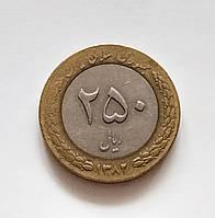 250 ріалів Іран 2003 р., фото 1
