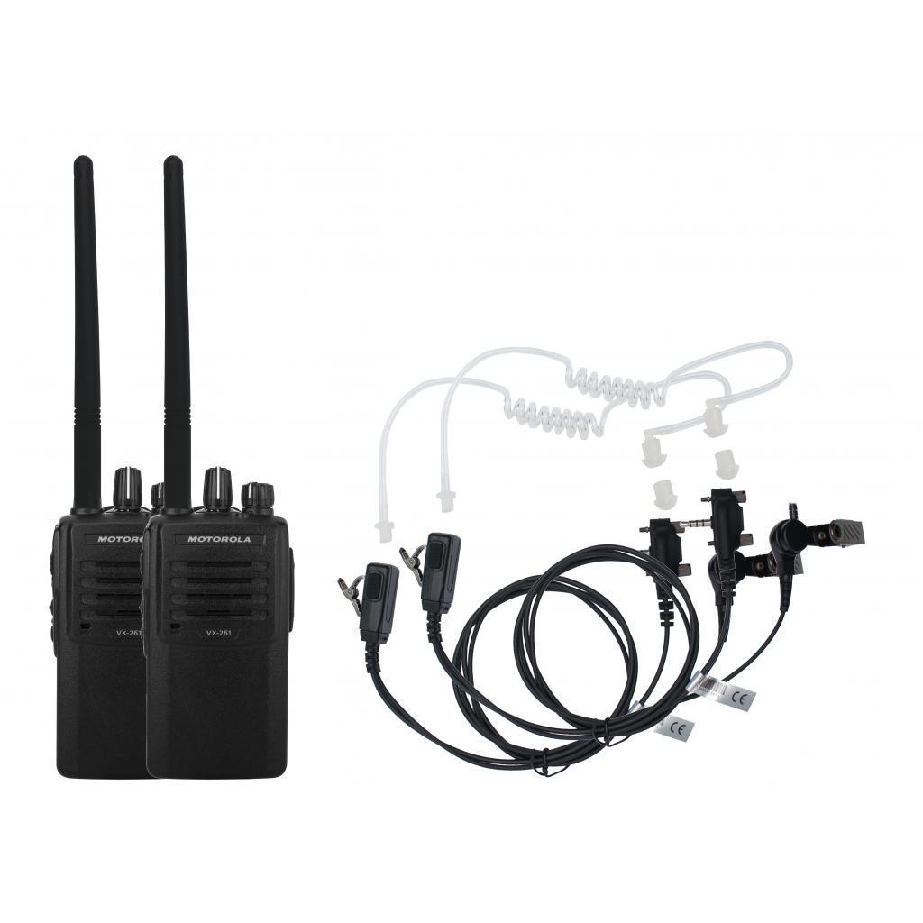 Портативная рация Motorola VX-261-D0-5 (CE) (136-174MHz) Staff Econom (AC151U501_2_V133_A-023)
