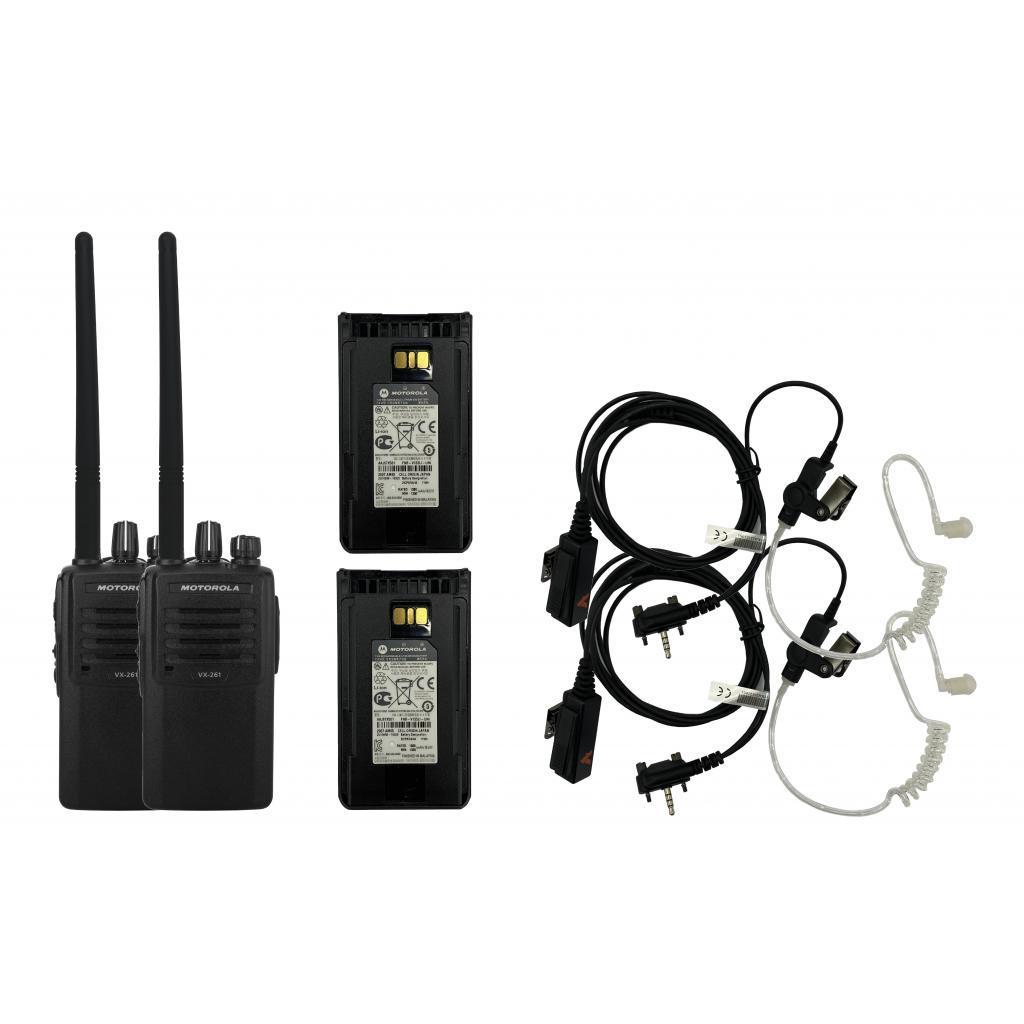 Портативная рация Motorola VX-261-D0-5 (CE) (136-174MHz) Security Premium (AC151U501_2_V133_2_A-025)